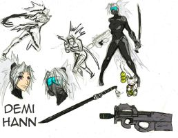 Demi Hann quick reff sheet by callme-Nobodi