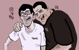 Milo and Bill from Descendents by Makinita