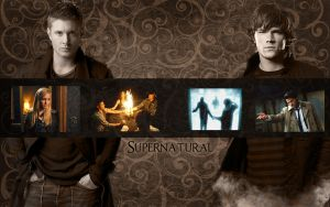 Supernatural by Tehtar