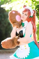Yurigasaki Lulu by m84ph
