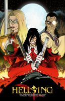 Hellsing by MattFranklin