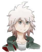 shsl luck by GlowStick-Parade