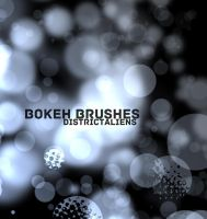 BOKEH BRUSHES by DistrictAliens