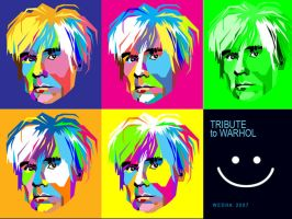 Warhol in WPAP by wedhahai