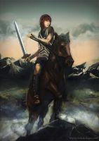 Shadow of the Colossus by socha00