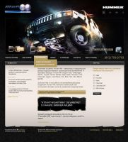 Hummer - site concept 2 by smitana