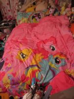 my bedding is 20 persent cooler by chappy-rukia