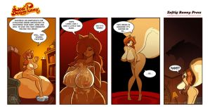 Sweet Buxom Penny No. 12 by ZaftigBunnyPress