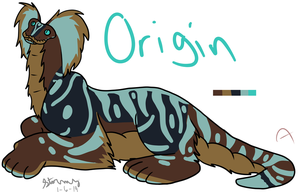 Origin Ref by Darkblaze3