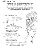 How to Draw Mermaids pg 5 by Sai-Manga-Tuts