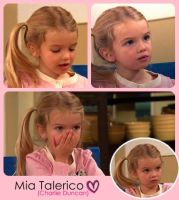 Collage de Mia Talerico by Marianevic