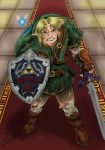 Link battle by Pepowned