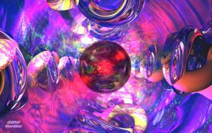 3D Abstract 6 Wide by Don64738