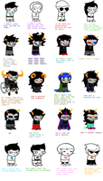 Homestuck According to my Sister by CodeAwesome