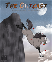 The Outcast Cover by Mega-Tribble