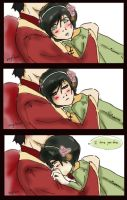 Confession (Zuko x Toph) by vegibee