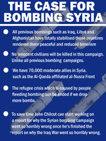 The Case for bombing Syria by Party9999999