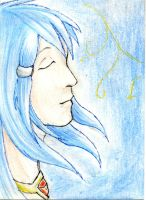 ACEO: Antaos by MagicallyCapricious