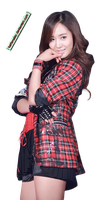 Kwon Yuri PNG 1 by Karlanaley