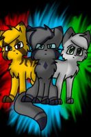 There will be three... by ScourgehIsAwesome