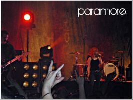 Paramore Concert by volcomxx