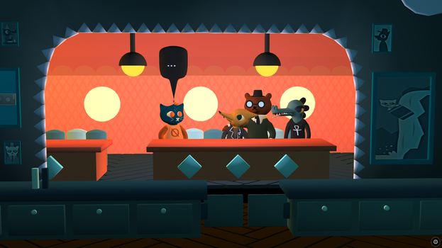 Night in the Woods 3D Fanart by MrRacoon