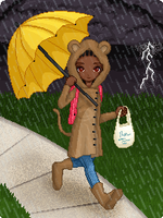 Apoc - Emily In The Rain by mokia-sinhall