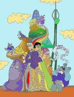 Doctor Who - Yellow Submarine by systemcat