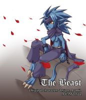 The Beast for Aun61 by MZ15