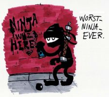 Worst_Ninja_Ever 11 by breshvic