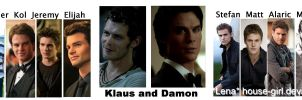 The Vampire Diaries by House-Girl