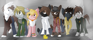 My Little Silent Hill by Cinderfall129