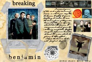 Breaking Benjamin diary by HurnMaster