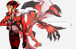 Pokemon Y: Yveltal by HaruLulu