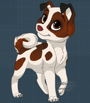 Adoptable Dog by RouxWolf