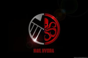 Hail Hydra Wallpaper by dreamwillow444