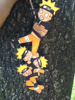 Naruto-Shadow clone paperchild by Okotte