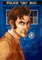 Doctor Who 10 by nillia