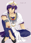 Sinbad by Wonderland-Cupcake
