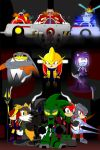 Sonic Halo Poster by TheWax