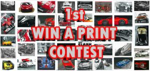 1st Win a Print Contest by przemus