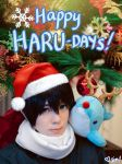 Free! - Happy Haru-days! by behindinfinity