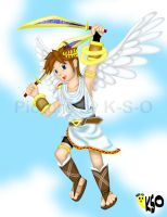 Kid Icarus by K-S-O