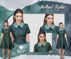 Pack Png 482 - Holland Roden by BEAPANDA