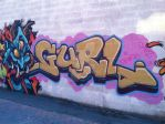 Graffiti in Erie 3 by AnaturalBeauty