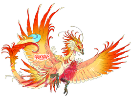 Bringer of fire by AriiKnave