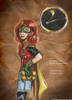 Codename: Robin: East by Labbess