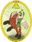 My Little Epona by Pun-Pun1