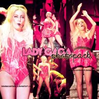 Photopack8 - Lady Gaga Performance by lovedanceinthedark