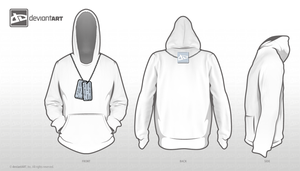 8 bit contest Tag hoodie by capefoxalix